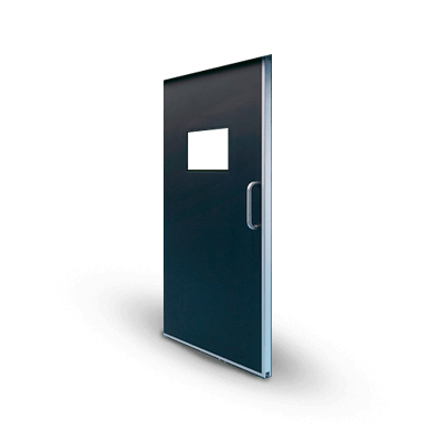 Finessse Interactive's client - metaflex door