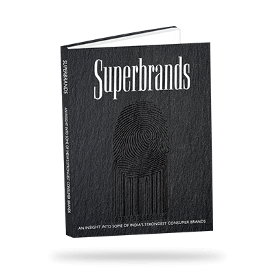 Finessse Interactive's client - superbrands book